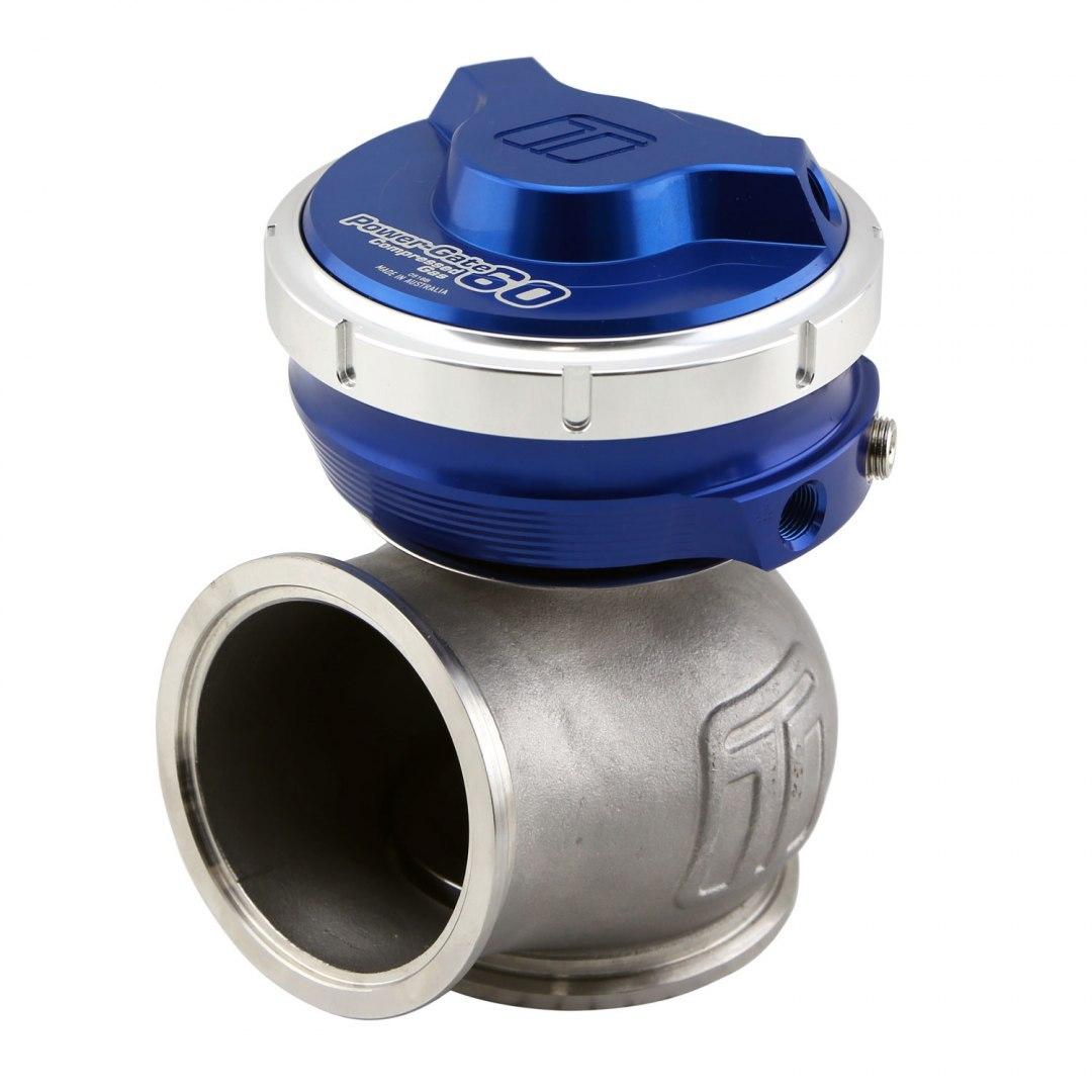 Turbosmart Wastegate Powergate 60MM Gen V Compressed Gas 0,35 Bar - GRUBYGARAGE - Sklep Tuningowy